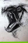 Obras de arte: America : Venezuela : Lara : barquisimeto : de la serie amorfis canis