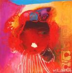 Obras de arte: Europa : Lituania : Kauno : LETONIA : medusa
