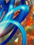 Obras de arte: America : México : Veracruz-Llave : Xalapa : montaje de tiempo
