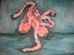 Obras de arte: Europa : España : Murcia : cartagena : Zapatillas rosas