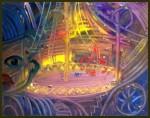 Obras de arte: America : Chile : Bio-Bio : Concepción : circo DECA