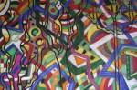 Obras de arte: Europa : España : Galicia_Lugo : Villalba : ALAMEDA CON FAROLA