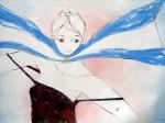 Obras de arte: America : Costa_Rica : Guanacaste : Tamarindo : Mujer callada