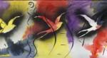 Obras de arte: Europa : España : Galicia_Lugo : Villalba : ODA A LA LIBERTAD CROMÁTICA