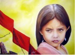 Obras de arte: America : El_Salvador : Santa_Ana : santa_ana_ciudad : LA NIÑEZ DEL MAIZ Nº2