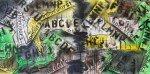 Obras de arte: Europa : España : Galicia_Lugo : Villalba : PALABRAS QUE SE LLEVA EL VIENTO, QUE SALEN DE TU BOCA INFAME