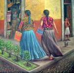 Obras de arte: America : México : Mexico_Distrito-Federal : iztapalapa : La calle