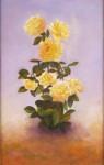 Obras de arte: Europa : España : Andalucía_Málaga : Málaga_ciudad : Rosas amarillas