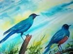 Obras de arte: America : Venezuela : Yaracuy : San_felipe : azules
