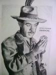 Obras de arte: America : México : Queretaro_de_Arteaga : Centro-Queretaro : Tin Tan
