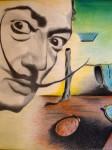 Obras de arte: America : México : Queretaro_de_Arteaga : Centro-Queretaro : Dalí
