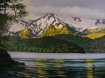 Obras de arte: America : Chile : Bio-Bio : Concepción : Parque Nacional Conguillío