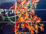 Obras de arte: Europa : Dinamarca : Kobenhavn : alb : Flores en Machu Picchu