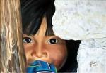 Obras de arte: Europa : España : Madrid : Madrid_ciudad : La mirada de la inocencia