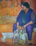 Obras de arte: America : Argentina : Buenos_Aires : La_Matanza : la  pastora