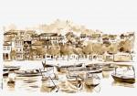 Obras de arte: Europa : España : Galicia_Pontevedra : Redondela : A Ribeira