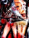 Obras de arte: Europa : España : Madrid : Boadilla_del_Monte : Ojos y rostros