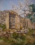 Obras de arte: Europa : España : Castilla_La_Mancha_Toledo : Toledo : Puerta vieja de cigarral (Toledo)