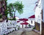 Obras de arte: Europa : España : Murcia : cartagena : calle abajo