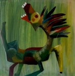 Obras de arte: America : México : Jalisco : Puerto_Vallarta : mi caballito