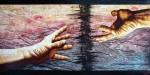 Obras de arte: America : México : Jalisco : Guadalajara : frontera entre familia igual a ...........