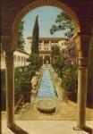 Obras de arte: Europa : España : Castilla_La_Mancha_Toledo : Toledo : Generalife (Granada)