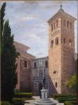 Obras de arte: Europa : España : Castilla_La_Mancha_Toledo : Toledo : Iglesia de San Román (Toledo)
