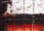 Obras de arte: America : México : Michoacan_de_Ocampo : Morelia : Cabalgando en soledad