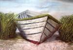Obras de arte: Europa : España : Euskadi_Bizkaia : barakaldo : la barca blanca