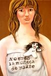 Obras de arte: Europa : España : Euskadi_Bizkaia : barakaldo : no somos muñecas