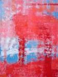 Obras de arte: Europa : Alemania : Hamburg : Niendorf : Cavallo Rosso
