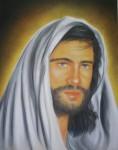 Obras de arte: America : Venezuela : Miranda : Caracas_capital : Jesús oyendo a la gente