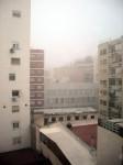 Obras de arte: Europa : España : Andalucía_Almería : Almeria : Ventana con Niebla