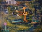 Obras de arte: America : Argentina : Santa_Fe : Rosario : El estigma de Marcelo y el tulipán rencoroso