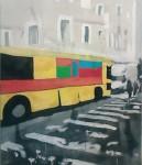 Obras de arte: Europa : Espa�a : Andaluc�a_Granada : Granada_ciudad : Tr�fico Urbano