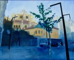 Obras de arte: Europa : España : Andalucía_Granada : Granada_ciudad : La Gran Vía de Granada