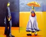 Obras de arte: America : Colombia : Antioquia : Medellin : VIEJAS CONSTUMBRES