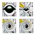 Obras de arte: Europa : España : Andalucía_Málaga : Alhaurin_de_la_Torre : Transformando a Mondrian