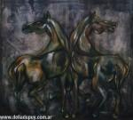 Obras de arte: America : Argentina : Buenos_Aires : La_Plata : Caminos diferentes