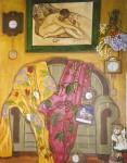 Obras de arte: Europa : España : Canarias_Las_Palmas : Las_Palmas_de_Gran_Canaria : EL SALON DE LOS RELOJES