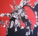 Obras de arte: America : Argentina : Buenos_Aires : Ciudad_de_Buenos_Aires : Al mismo tiempo (diptico)
