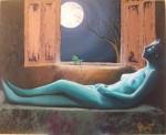 Obras de arte: America : México : Coahuila_de_Zaragoza : Torreón : Escuchando New age