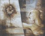 Obras de arte: America : México : Michoacan_de_Ocampo : Morelia : Dolor del caos interior