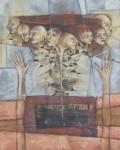 Obras de arte: America : México : Michoacan_de_Ocampo : Morelia : Multiplicidad del dolor