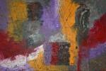 Obras de arte: Europa : España : Galicia_Lugo : Villalba : MELANCOLÍA ENTRE REJAS