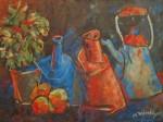 Obras de arte: America : Uruguay : Artigas : Artigas_ciudad : Cacharros