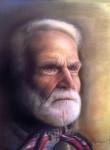 Obras de arte: America : Argentina : Santa_Fe : Rosario : El abuelo