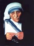 Obras de arte: America : Argentina : Santa_Fe : Rosario : Madre Teresa
