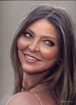 Obras de arte: America : Argentina : Santa_Fe : Rosario : Retrato de Ornella Mutti