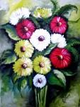 Obras de arte: America : Rep_Dominicana : Santo_Domingo : Distrito_Nac : flores y colores